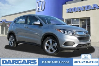 New 2019 Honda HR-V LX AWD SUV in Bowie MD