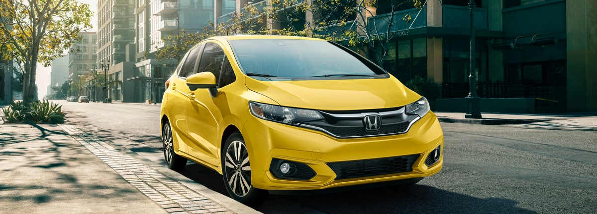 2019 Honda Fit EX-L Hatchback
