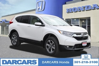New 2019 Honda CR-V EX AWD SUV in Bowie MD