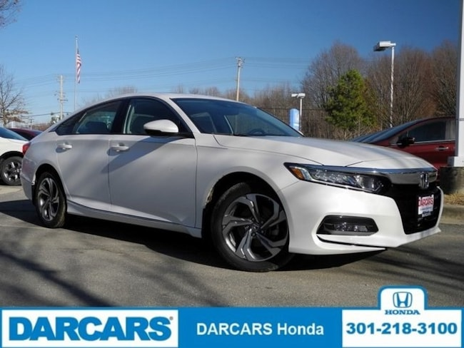 New 2018 honda accord ex l w navi for sale in bowie md for Honda bowie service