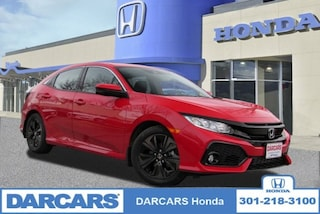 New 2019 Honda Civic EX Hatchback in Bowie MD