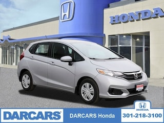 New 2019 Honda Fit LX Hatchback in Bowie MD