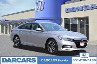 New 2019 Honda Accord Hybrid Touring Sedan in Bowie MD