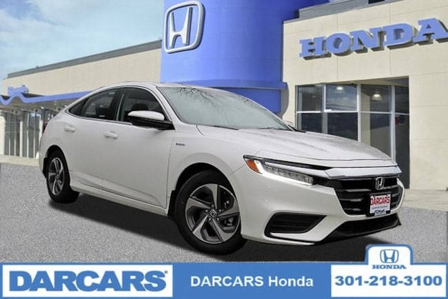 New 2019 Honda Insight LX Sedan in Bowie, MD