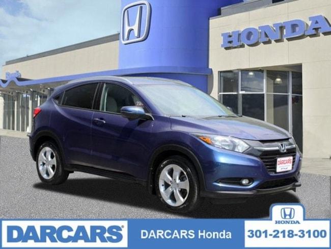 2016 Honda HR-V EX-L w/Navigation AWD SUV