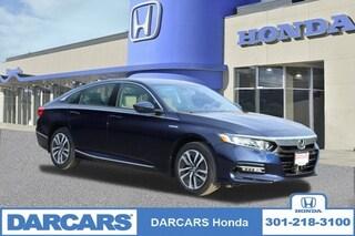 New 2019 Honda Accord Hybrid EX-L Sedan in Bowie MD