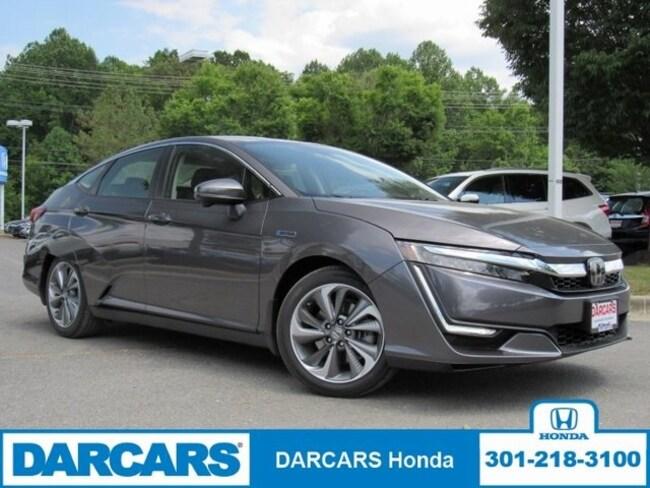 New 2018 Honda Clarity Plug-In Hybrid Touring Sedan in Bowie, MD