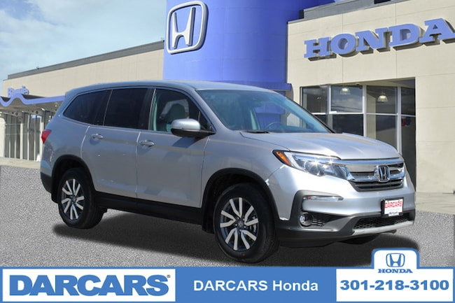 New 2019 Honda Pilot EX FWD SUV in Bowie, MD