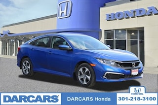 New 2019 Honda Civic LX Sedan in Bowie MD