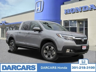 New 2019 Honda Ridgeline RTL-T AWD Truck Crew Cab in Bowie MD