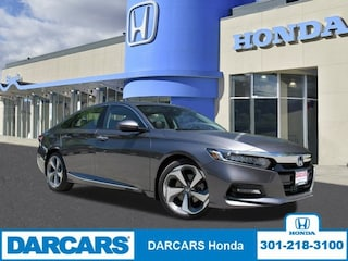 New 2018 Honda Accord Touring Sedan in Bowie MD