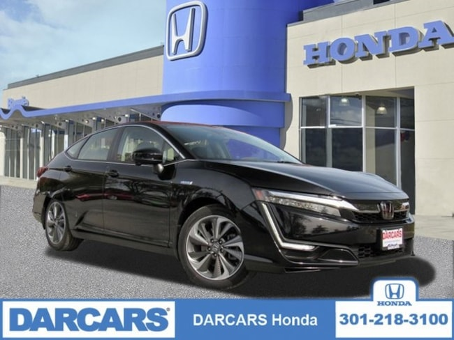 New 2018 Honda Clarity Plug-In Hybrid Touring Sedan in Bowie, MD