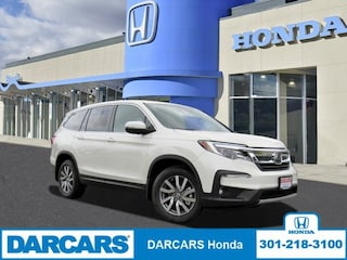 New 2019 Honda Pilot EX-L w/Navi & RES AWD SUV in Bowie MD