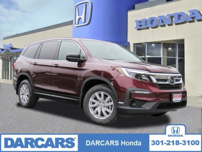 New 2019 Honda Pilot LX AWD SUV in Bowie, MD