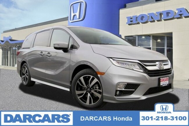 New 2019 Honda Odyssey Elite Van in Bowie, MD