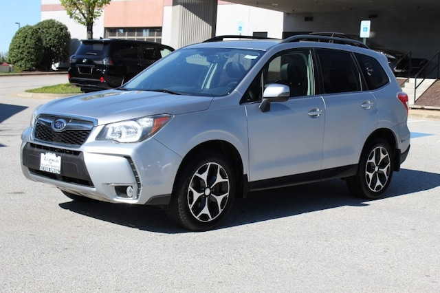 Used 2014 Subaru Forester For Sale at DARCARS Kia of