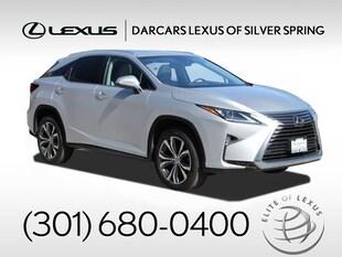 2016 LEXUS RX 350 Navigation / 20 Alloy Wheels / Lexus Safety System SUV
