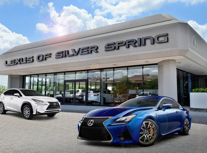 Lexus Of Silver Spring >> 2019 Lexus Lx 570