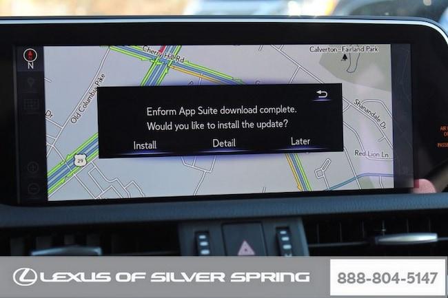 New 2019 LEXUS ES 350 For Sale at the DARCARS Automotive Group