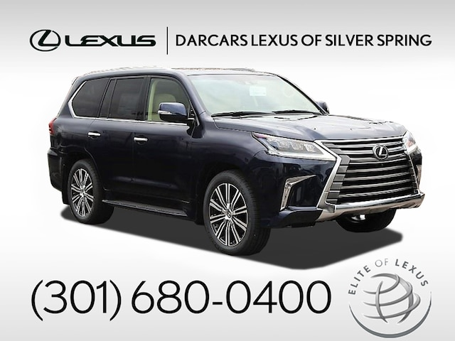 New 2019 Lexus Lx 570 For Sale In Silver Spring Md Stock 9lx008