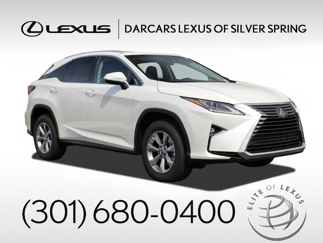 Lexus 350 Suv >> New 2019 Lexus Rx 350 For Sale At The Darcars Automotive Group