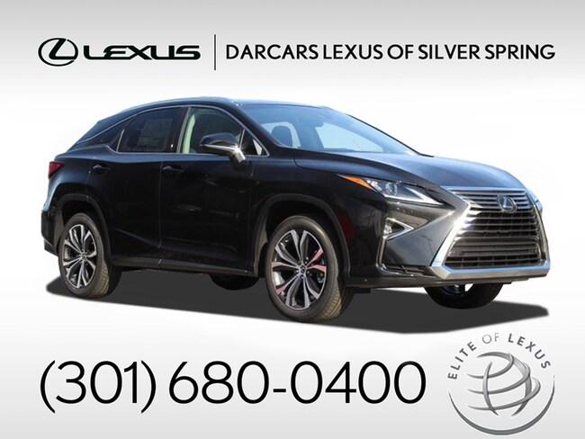 Lexus 350 Suv >> New 2019 Lexus Rx 350 For Sale At The Darcars Automotive Group