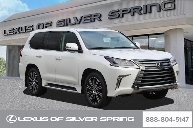 2019 LEXUS LX 570 Two-Row SUV