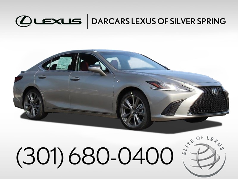 Lexus Es 350 For Sale >> New 2019 Lexus Es 350 For Sale In Silver Spring Md Stock 9es222