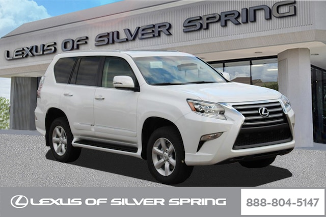 new 2019 lexus gx 460 for sale in silver spring md | stock: 9gx032
