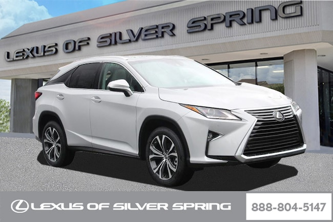 new 2019 lexus rx 350 for sale in rockville, md | stock: 9rx086