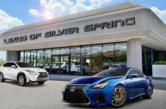 lexus dealer serving rockville, md: darcars lexus of silver spring