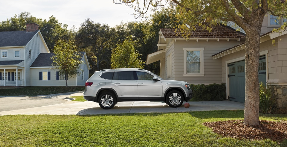 VW Atlas Compared to Subaru Ascent   DARCARS Volkswagen