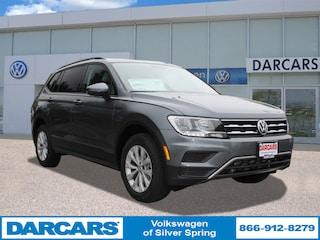 2019 Volkswagen Tiguan 2.0T S 4MOTION SUV in Silver Spring
