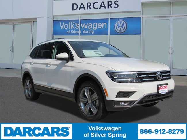 New 2018 Volkswagen Tiguan For Sale | Silver Spring MD