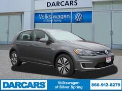 New 2019 Volkswagen e-Golf SEL Premium Hatchback For Sale in Silver Spring, MD