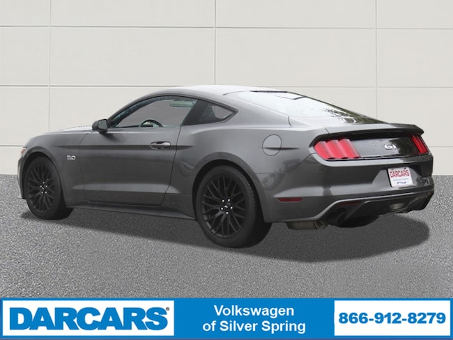 Used 2017 Ford Mustang For Sale in Silver Spring MD | Stock: 974029A