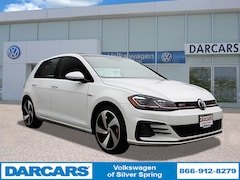 2019 Volkswagen Golf GTI 2.0T SE Hatchback in Silver Spring