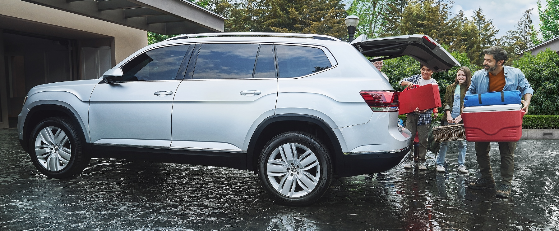 2018 VW Atlas R-Line: Styling, Interior, Arrival >> 2019 Volkswagen Atlas For Sale In Silver Spring At Darcars Vw