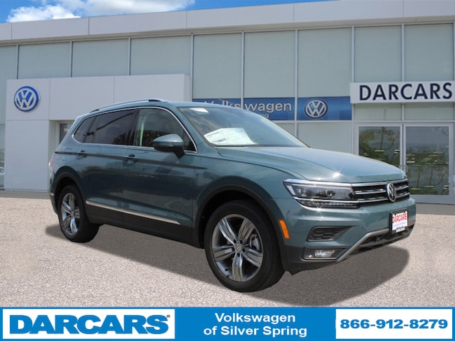 Darcars Silver Spring >> New 2019 Volkswagen Tiguan For Sale | Silver Spring MD ...