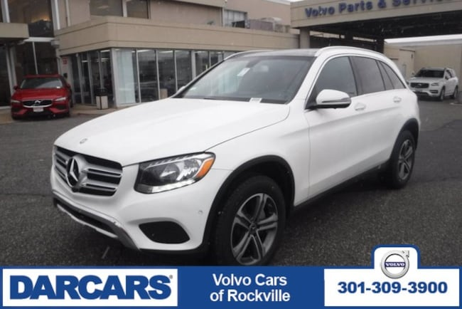 Used 2017 Mercedes-Benz GLC 300 4MATIC SUV Rockville
