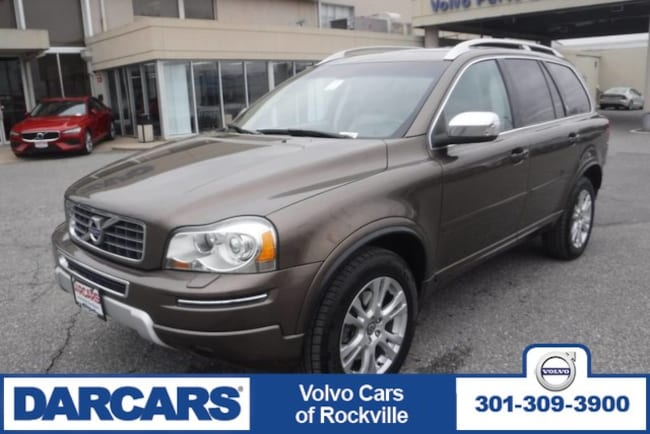 Used 2013 Volvo XC90 Premier Plus ,CPO 7/100 SUV Rockville
