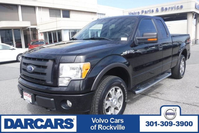 Used 2010 Ford F-150 FX4, SUPERCAB, 4X4 Pickup Truck in Rockville