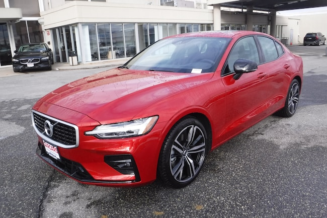 New 2019 Volvo S60 T5 R-Design Sedan Rockville MD