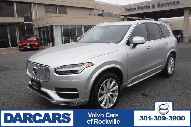 Used 2016 Volvo XC90 T6 Inscription SUV in Rockville