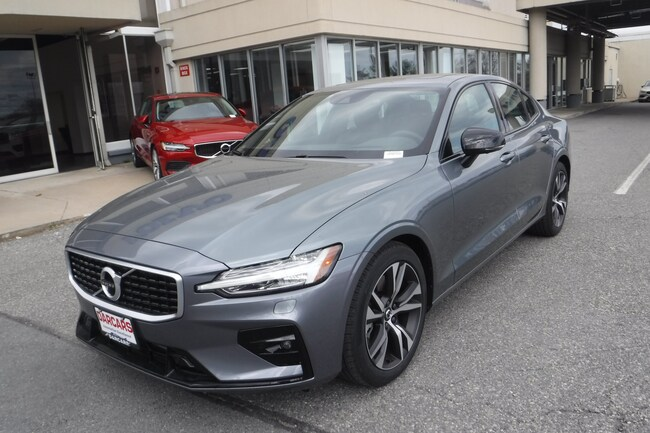 New 2019 Volvo S60 T6 R-Design Sedan Rockville MD