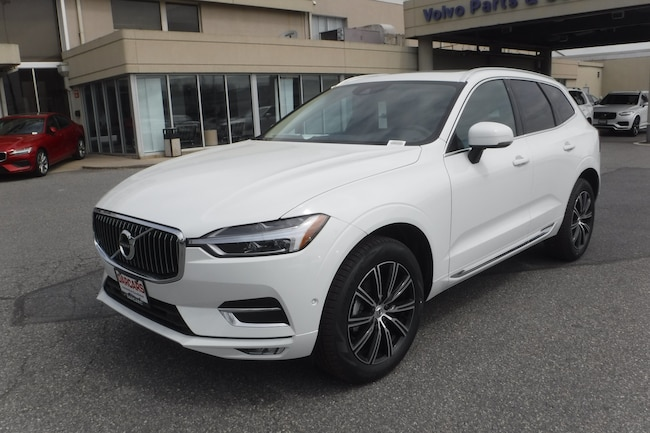 New 2019 Volvo XC60 T5 Inscription SUV Rockville MD