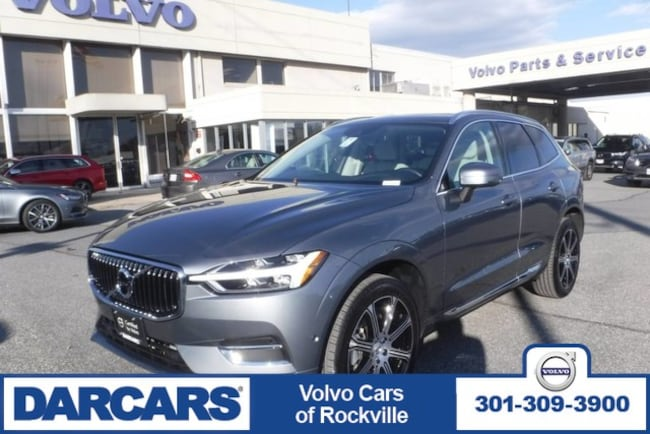 Used 2018 Volvo XC60 Inscription, T6, AWD SUV Rockville