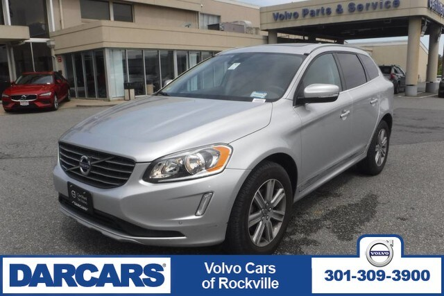 Used 2016 Volvo XC60 T6 Drive-E ,AWD SUV in Rockville