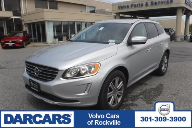 Used 2016 Volvo XC60 T6 Drive-E ,AWD SUV Rockville