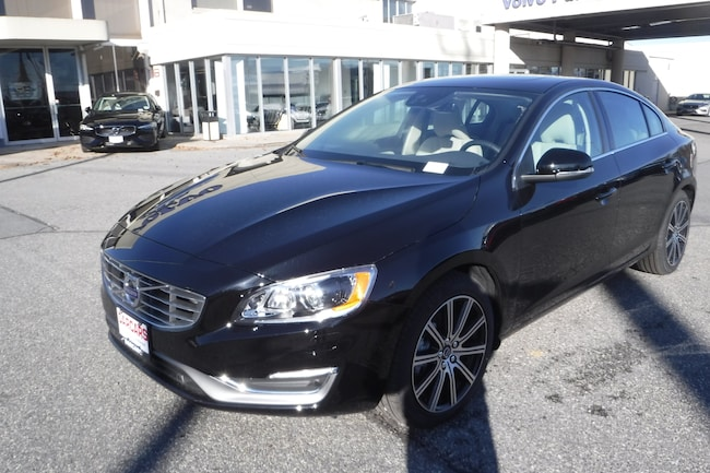 New 2018 Volvo S60 T5 Inscription AWD Platinum Sedan Rockville MD